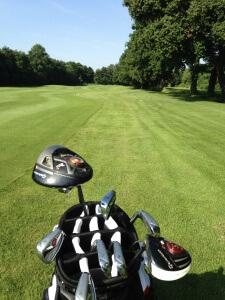 Handicap verbessern auf dem Golfplatz