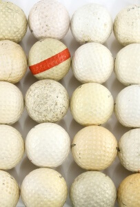 Used Golf Balls-Lakeballs