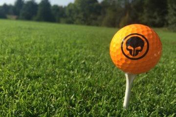 Bunte Golfbälle von FOREACE