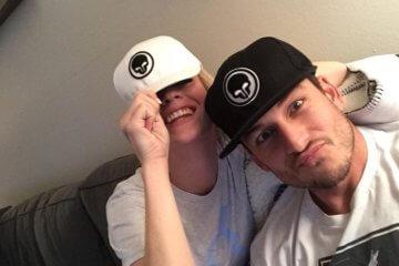 Paige Spiranac und Steven Tinoco